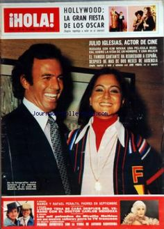 Hollywood, Baseball Cards, Sports, Julio Iglesias, Cover Pages, Movies, Journals, Hs Sports, Sport
