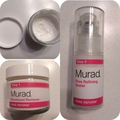 I'm testing out MURAD's BLACKHEAD & PORE CLEARING DUO TREATMENT today on chic! What did I think of it?