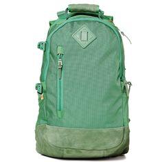Visvim Ballistic 20L Backpack (Green)