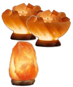 Himalayan Salt Lamp Home Depot Pleasing Wbm Himalayan Ionic Crystal Natural Salt Basket Lamp  Wide 8