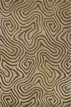 Miron HM Taupe Rug from the Pangea III collection at Modern Area Rugs Miron HM Taupe Teppich aus der Pangaea III Kollektion bei Modern Area Rugs Rug Texture, Fabric Textures, Textures Patterns, Textured Carpet, Patterned Carpet, Art Grunge, Tibetan Rugs, Rug Inspiration, Patterns