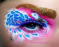 "learn advanced fantasy makeup at California Advanced Esthetics ""The Advanced School of Beauty & Skin Care""  www.caadest.com"
