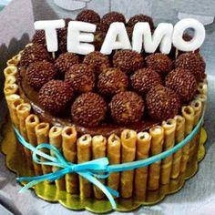 tortas de pirulin, chocolate, dandy