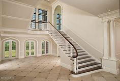 Dunnellen Hall, an estate once owned by real estate moguls Harry and Leona Helmsley. The Helmsley family first purchased the Greenwich, Connecticut property in 1983 for $11 million. They were charged in 1982 with illegally billing their company to renovate the mansion.