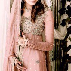 Pink Pakistan dress