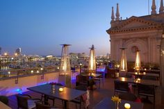 City Highs: Six of Barcelona's Best Rooftop Bars - Into the Blue | Ryanair Travel Blog