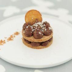 Tartelette au chocolat et caramel au beurre salé