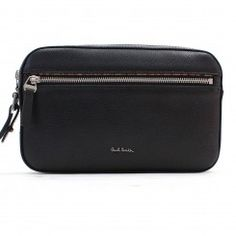 1cf2ffe1d Paul Smith Accessories Travel Pouch Black