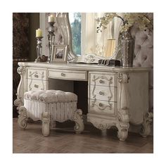 Beautiful Blue Shabby Chic Bedroom Ideas – Shabby Chic Home Interiors White Vanity Table, Vanity Table Set, Vanity Set, Wood Vanity, Vanity Stool, Dresser Vanity Bathroom, Vanity Table Vintage, Bathroom Caddy, Antique Vanity