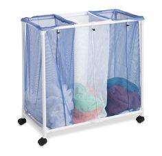 3 Bag Mesh Laundry Sorter - $14.59