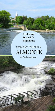 But when Ryan and I visited the Highlands, we had a different approach to discove Places To Travel, Travel Destinations, Places To Go, Weekend Trips, Day Trips, Canada Ontario, Ottawa Canada, Alberta Canada, Canadian Travel