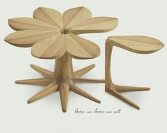 Timeless, handcrafted furniture by John Vogel