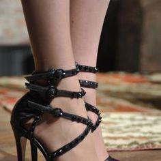 Shoe Cam: Alice + Olivia Fall 2013