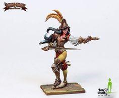 Necromunda Gangs, Fantasy Miniatures, Miniature Figurines, Warhammer 40000, Love Painting, Figs, Dwarf, Rum, Minions
