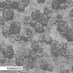 Items similar to Gray Owl Cotton Fabric Wonderland Owly Boo by Art Gallery Fabrics, 1 yard on Etsy Owl Fabric, Cotton Quilting Fabric, Fabric Art, Fabric Shop, Adventures In Wonderland, Alice In Wonderland, Gray Owl, Art Gallery Fabrics, Modern Fabric