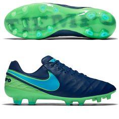 c89bcede eBay #Sponsored Nike Tiempo Legend VI FG ACC Soccer Cleats Boots Leather  Size 7.5 Futbol