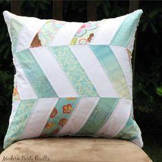 Zig Zag Pillow Cover