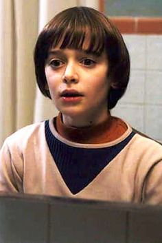 """Noah Schnapp as Will Byers 