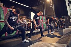 Perform in a rock concert Music Is Life, My Music, Good Music, Jeremy Mckinnon, Rock Groups, A Day To Remember, Rock Concert, Emo Bands, Saddest Songs