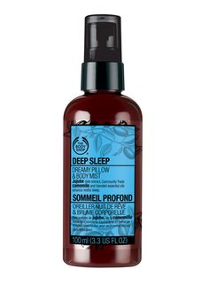 deep sleep, pillow mist, i must try this one