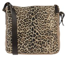 Furla Leopard Leather Shoulder Bag. Get one of the hottest styles of the season! The Furla Leopard Leather Shoulder Bag is a top 10 member favorite on Tradesy. Save on yours before they're sold out!
