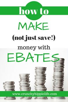 How to create an income with Ebates, make money online, make money with Ebates