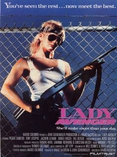 1988 - cheap chick-vigilante flick from the infamous David Decoteau Movies Of The 80's, Top Movies, Action Film, Action Movies, Movie Gifs, Movie Tv, Michelle Bauer, Avengers, Night Gallery