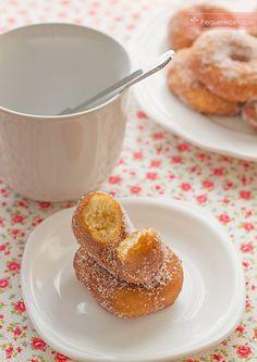 Receta de rosquillas de anis caseras