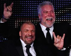 Triple H has come a very long way since his start with WWE. After all, who would have thought the blueblood with so many valets would end up running the Kevin Nash, Triple H, Wwe, Champion, Wrestling, Running, Sayings, Lucha Libre, Lyrics