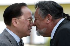 Hong-Kong, New-Zealand friendship.