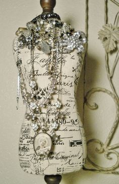 A Little Bit French: Collecting Bling on a Blissful White Wednesday