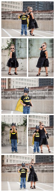 SUPERHEROES & SUPERSTARS! I have a boy and a girl with birthdays weeks apart, so I like to do a joint party with a gender-neutral theme. This year, it's Superheros and Superstars! (These themes combine well set against a city backdrop). Here are a few shots from the annual birthday photo shoot! #superherobirthday #fashionbirthday #jointbirthdayparty #genderneutralbirthdayparty