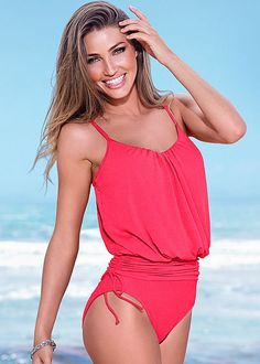 Blousant one piece from VENUS Swimsuit Selection