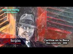 MARCELA RETTIG obras presentadas en el Museo de Ituzaingó