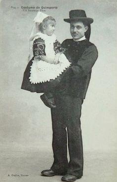 COSTUME DE QUIMPERLE - HOMME & ENFANT