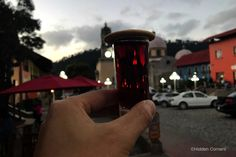 Mineral del Chico: At night, walk to 'El Socavón', a bar on the town's center, and order a Tachuela.