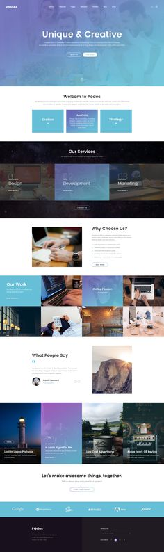 1. Introduction   https://videohive.net/item/creative-agency-website-presentation/18979233?s_rank=3  Podes | Responsive Multi-Purpose PSD Template is a clean and trendy PSD Template designed with ...