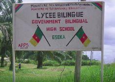 #Cameroun - Coup de gueule: Danger au lycée bilingue d'Eséka: Présent ce jour à l'assemblée générale de l'APE du lycée bilingue… #Team237