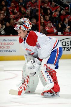 Carey Price! Go Montreal