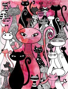 Prints for sale at Urban Arts gallery:https://urbanarts.com.br/produtos/detalhes/les-chats/Prints dos meus gatos à venda na galeria Urban Arts !Para adquirir acesse: https://urbanarts.com.br/produtos/detalhes/les-chats/