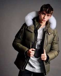 Young And Beautiful, Beautiful People, Angel Kisses, Shearling Jacket, Dsquared2, Parka, Winter Jackets, Fur, Coat