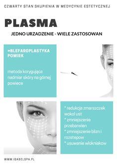 Plasma - jedno urządzenie - wiele zastosowań   #plasma #blefaroplastyka #spa #medycyna #estetyczna #korekta #powiek #katowice #isabelspa