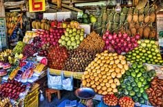 Frutas Frescas ..... Fresh Fruit
