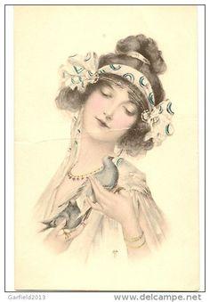 Postcards > Topics > Illustrators & photographers > Illustrators - Signed > Vienne - Delcampe.net