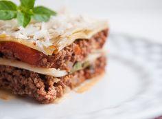 Lasanha de Pupunha - Uma delícia saudável e low carb!   Receita   Pati Bianco   Fru-fruta