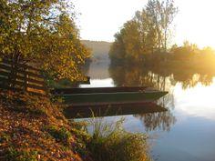 Herbst an der Werra, #Hedemuenden, Deutschland