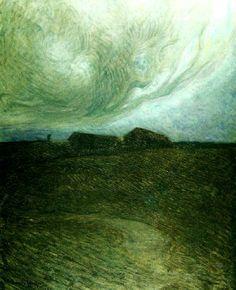 Eugene Jansson,  Molning Luft