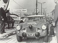 67ARX Alpine Rally