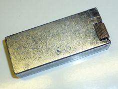 MAMI POCKET WICK PETROL LIGHTER - FEUERZEUG - 1960 - MADE IN SWITZERLAND Sammeln & Seltenes:Tabak, Feuerzeuge & Pfeifen:Feuerzeuge:Alt (vor 1970)