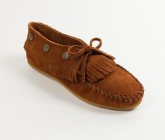 FRINGED MOC | 532 | Brown | 5